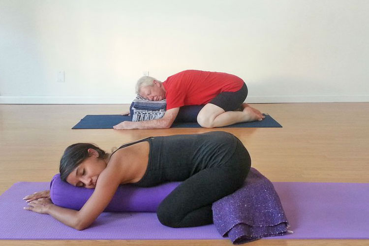Restorative Yoga Toronto