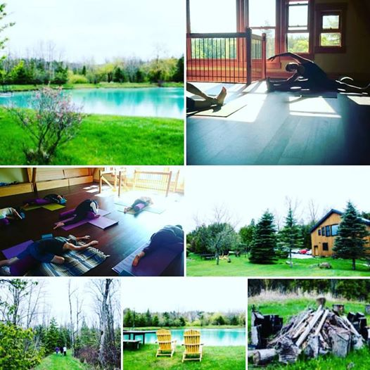 Weekend Yoga Retreat Ontario
